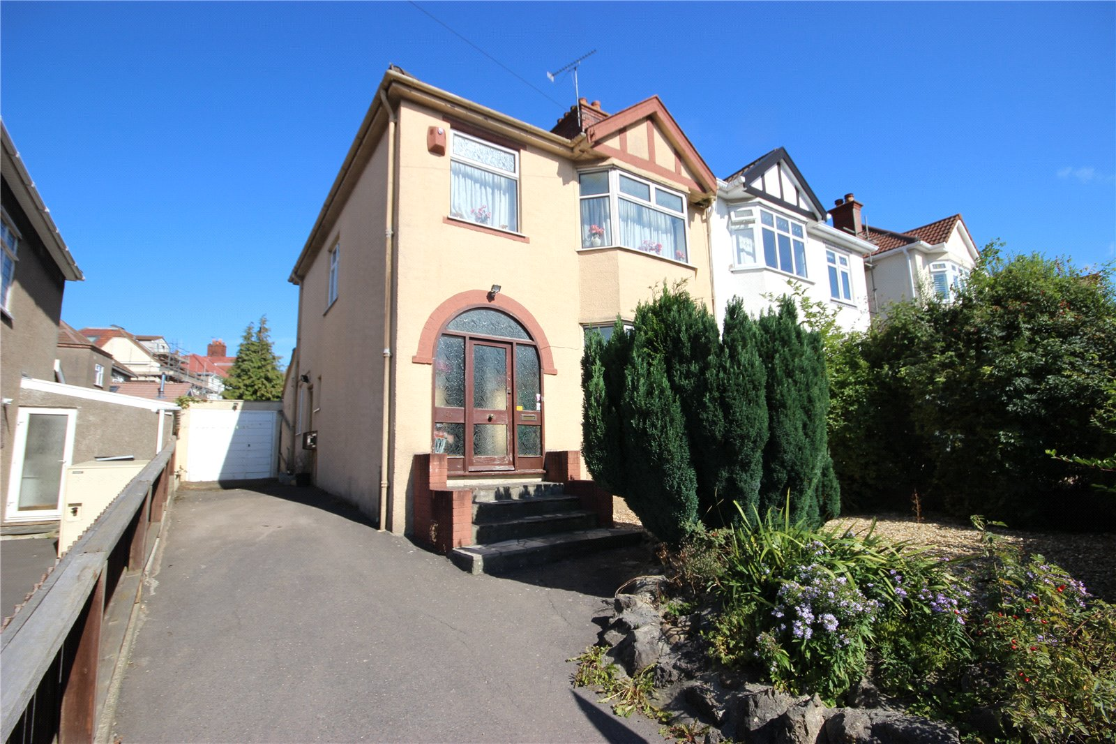 3 Bedrooms Semi Detached House for sale in Bishop Road Bishopston Bristol BS7