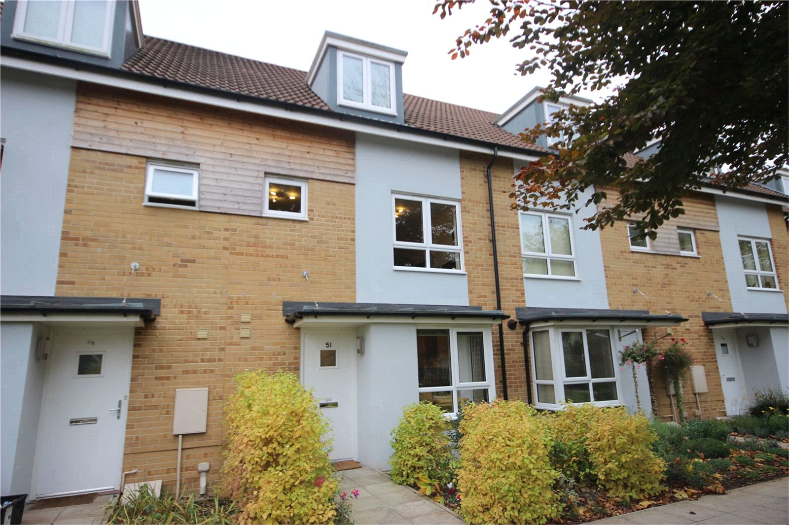 4 Bedrooms Terraced House for sale in Marissal Road Henbury Bristol BS10