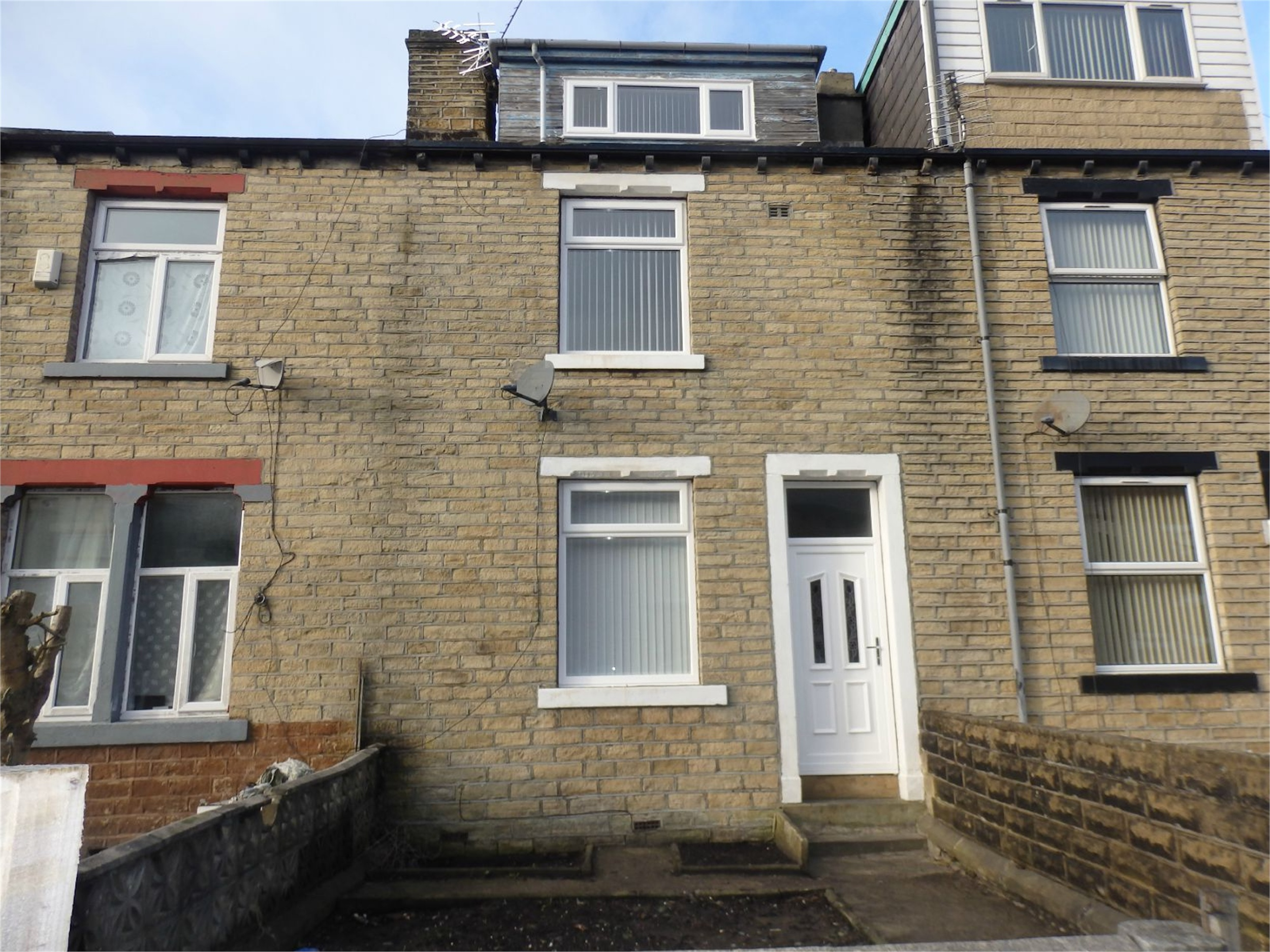 Yorkshire Terrace: Whitegates Halifax 3 Bedroom House For Sale In Oak Terrace