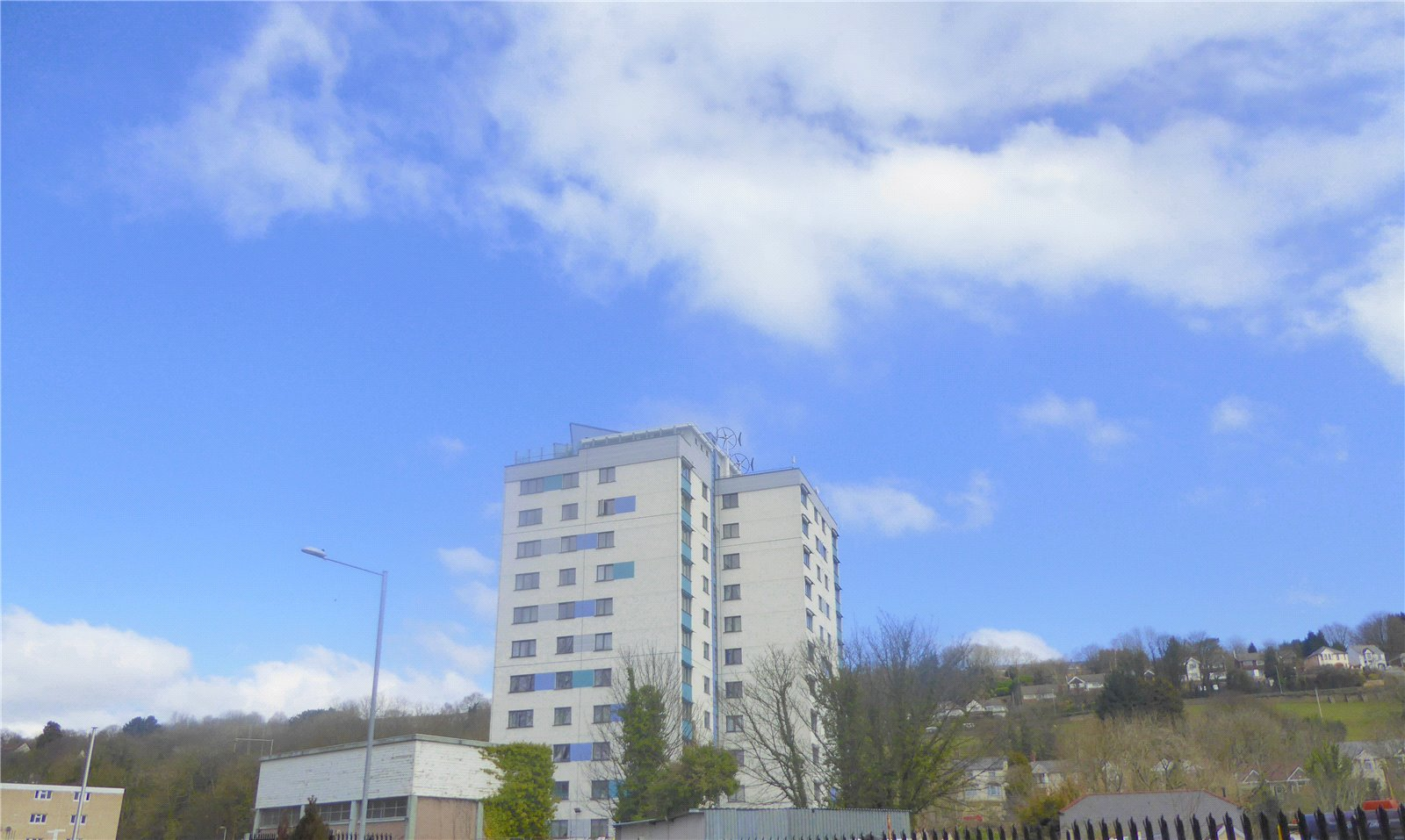 1 Bedroom Flat for sale in Fairview Court George Street Pontnewynydd NP4