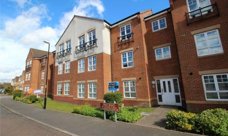 Whitegates Wolverhampton 2 Bedroom Flat For Sale In Yale