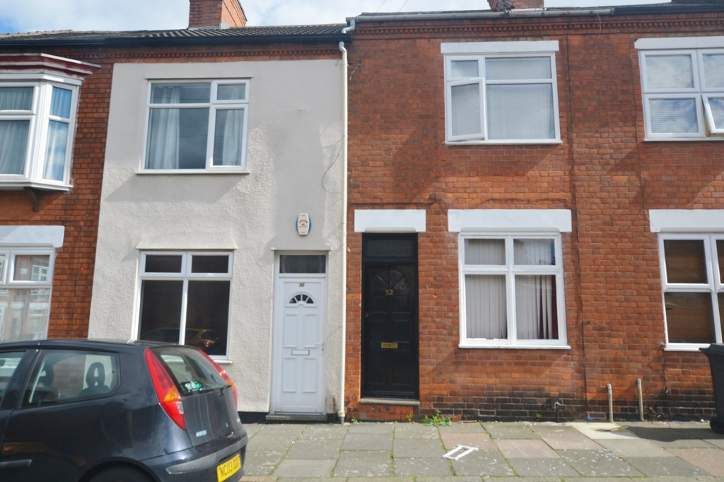 2 Bedrooms Terraced House for sale in Lambert Road, West End, Leicester LE3