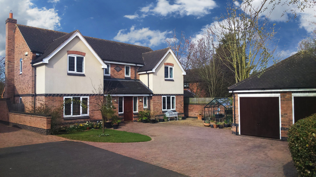 5 Bedrooms Detached House for sale in The Crescent, Rothley LE7