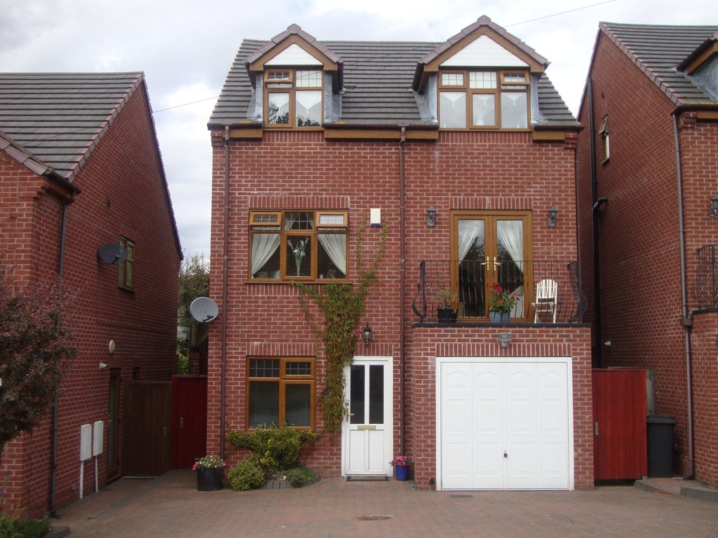 4 Bedrooms Detached House for sale in Knowle Hill, Hurley, Atherstone, Warwickshire CV9