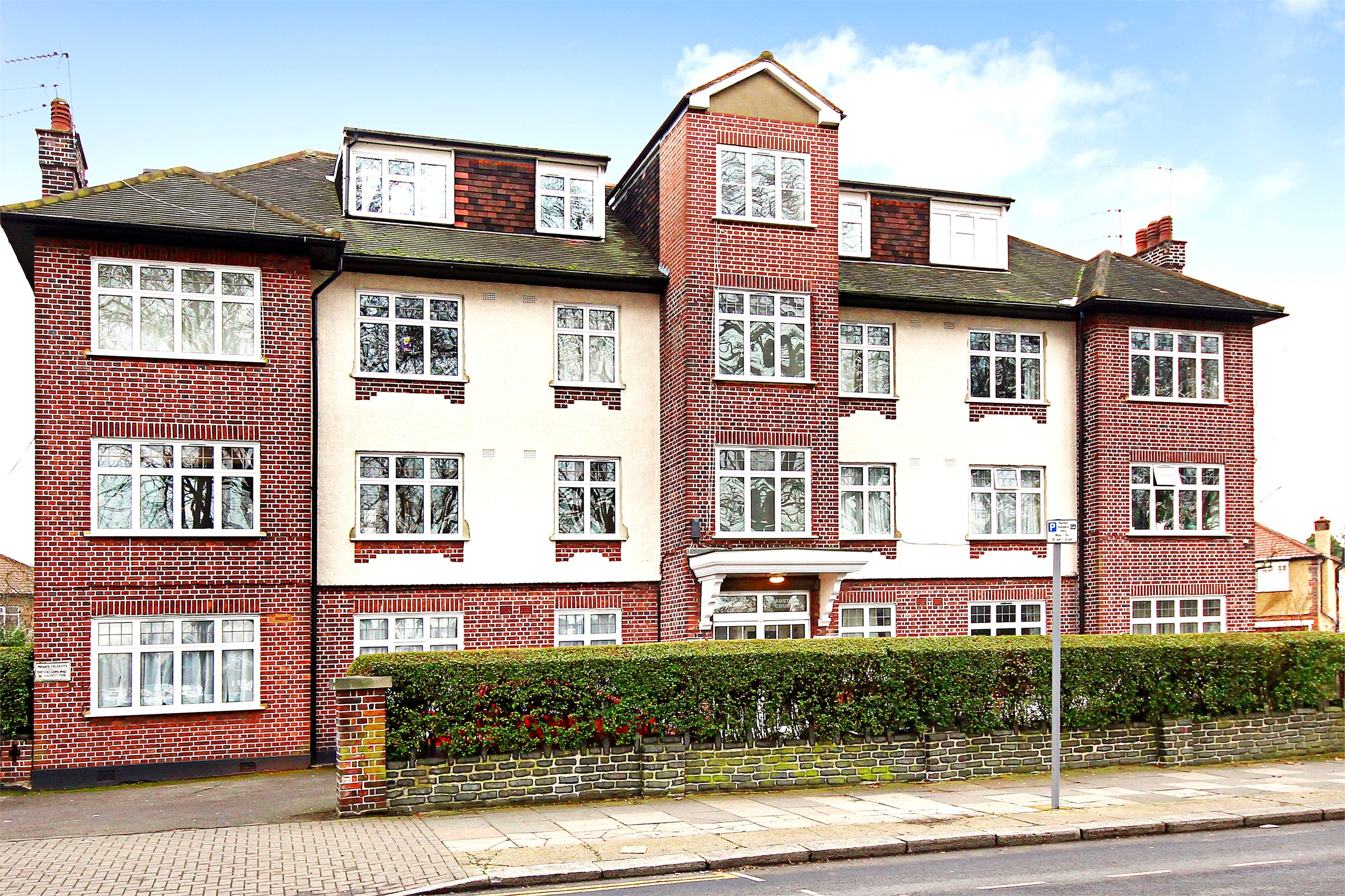 Gladstone Court, Anson Road, London NW2