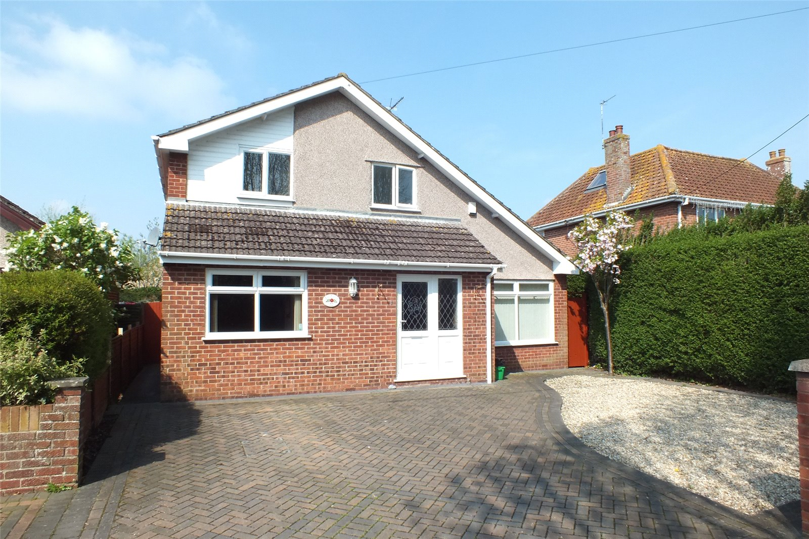 4 Bedrooms Detached House for sale in Worston Road Highbridge Somerset TA9