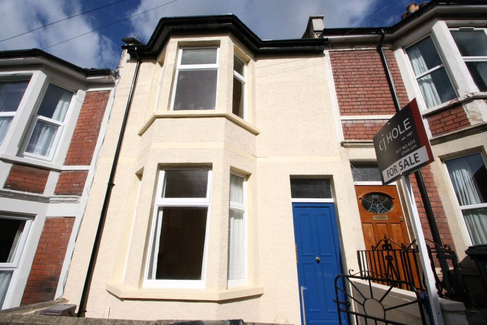 2 Bedrooms Terraced House for sale in Balfour Road Ashton Bristol BS3