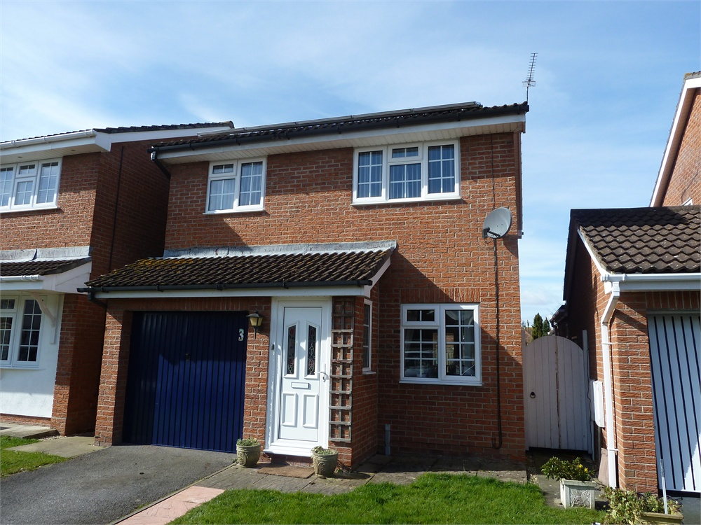 Magpie Close, Burnham-on-Sea, Somerset TA8