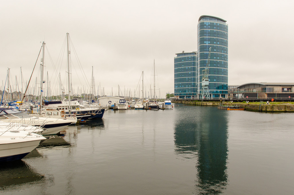 1 Bedroom Apartment Flat for sale in Chatham Quays, Dock Head Road, Chatham ME4