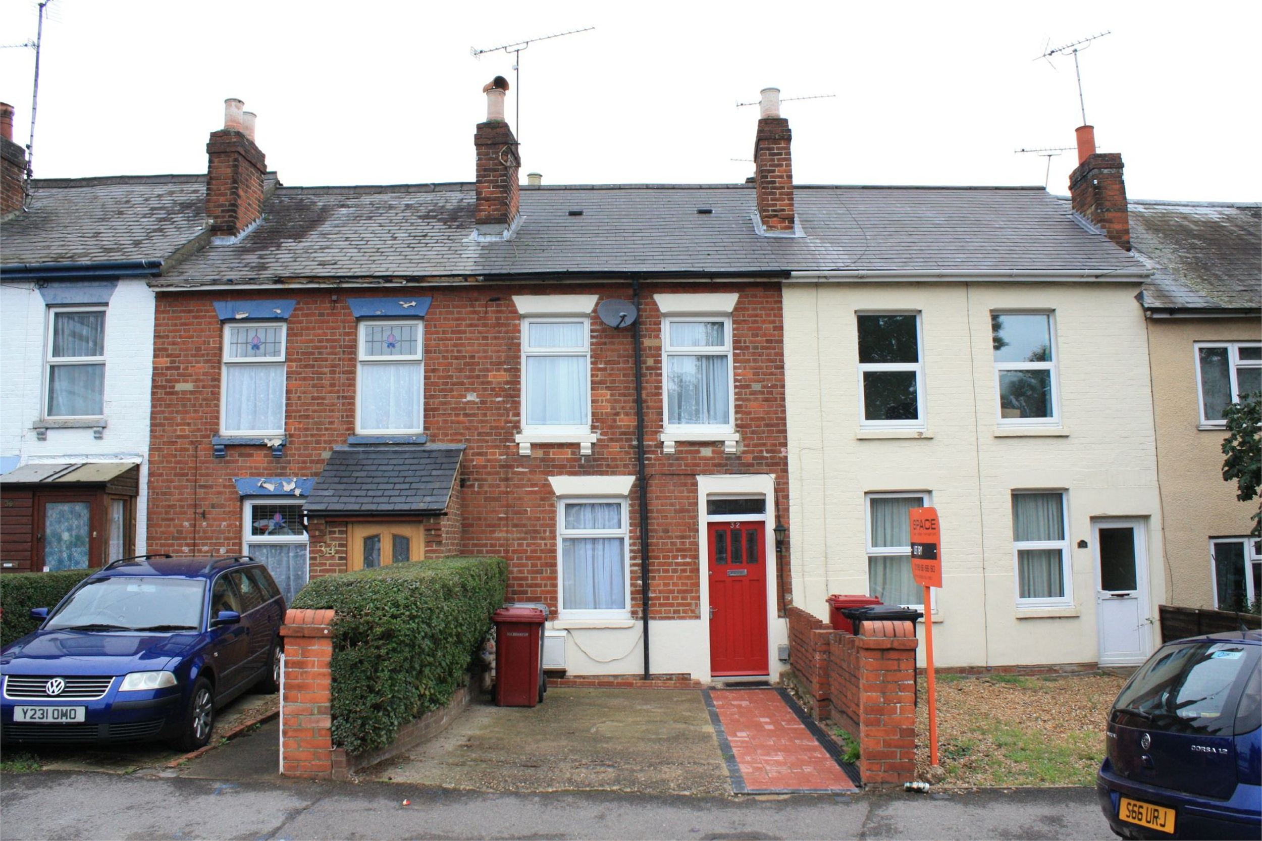 Parkers reading 2 bedroom house to rent in crescent road reading berkshire rg1 parkers for 3 bedroom houses to buy in reading