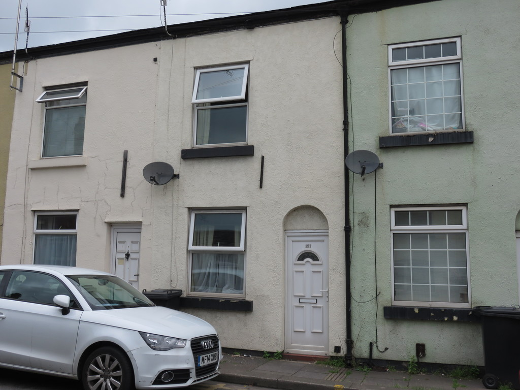 1 Bedroom Terraced House for sale in Park Lane, Macclesfield SK11
