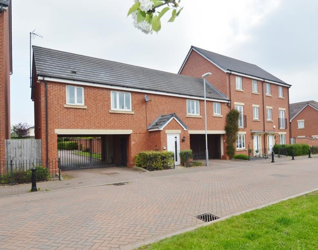 2 Bedrooms Apartment Flat for sale in Greenock Crescent, Monmore Grange WV4