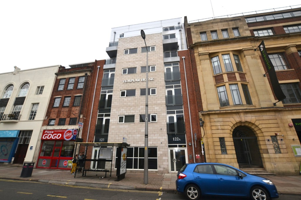 1 Bedroom Apartment Flat for sale in Charles Street, City Centre LE1