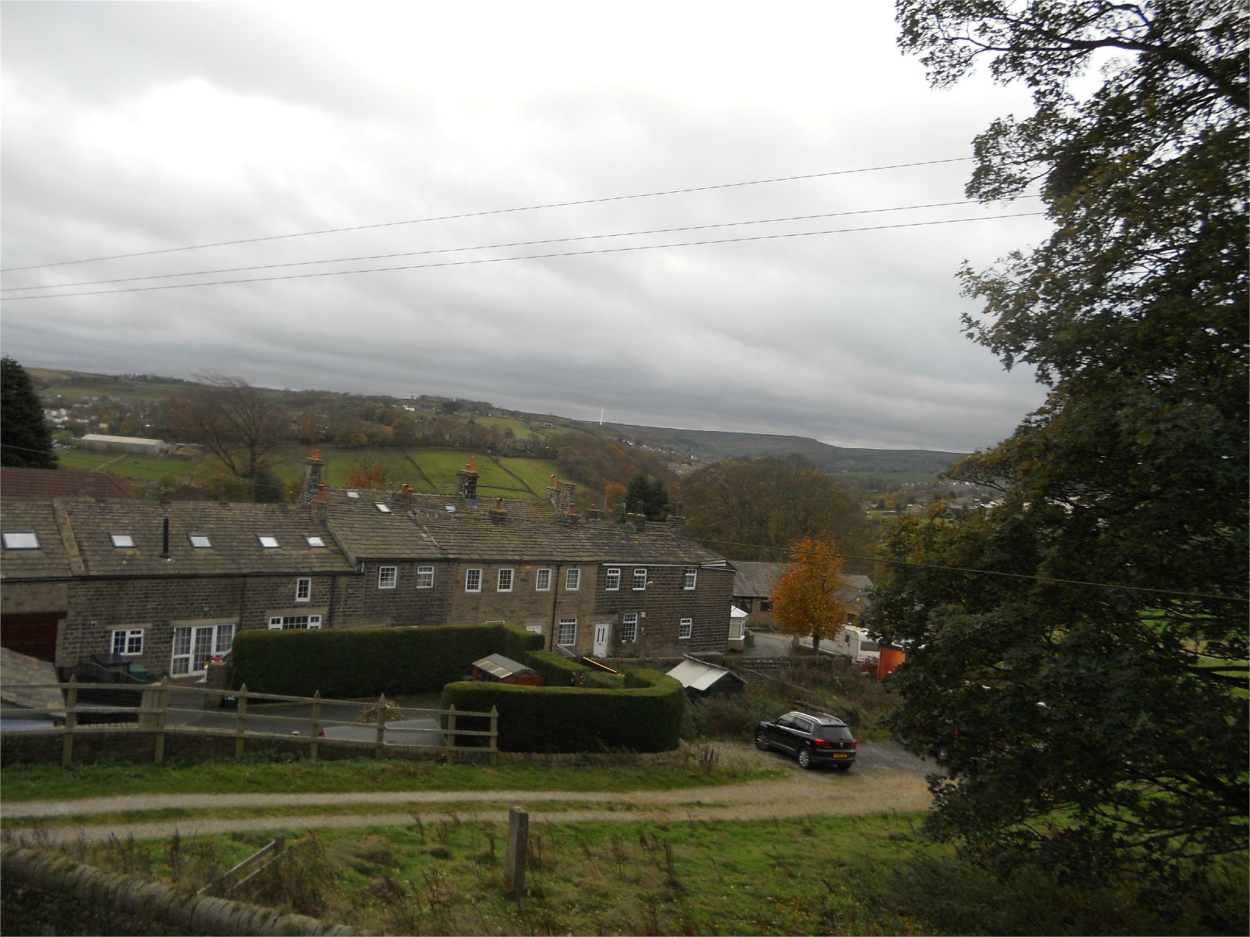 Yorkshire Terrace: Whitegates Keighley 2 Bedroom House To Rent In Croft