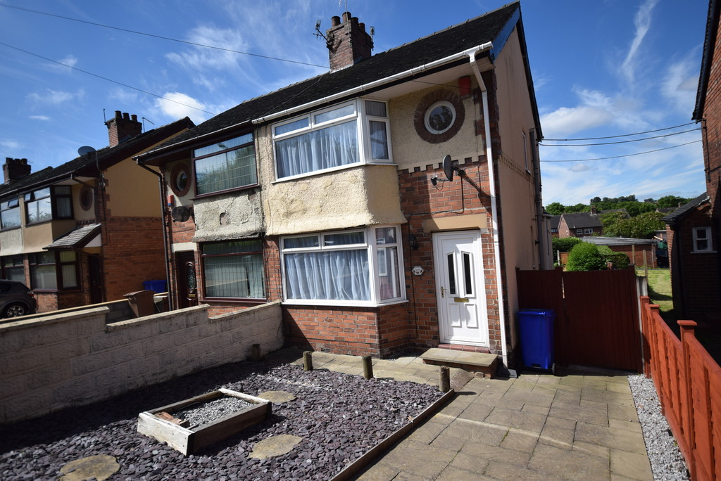 Martin Amp Co Stoke On Trent 2 Bedroom Semi Detached House