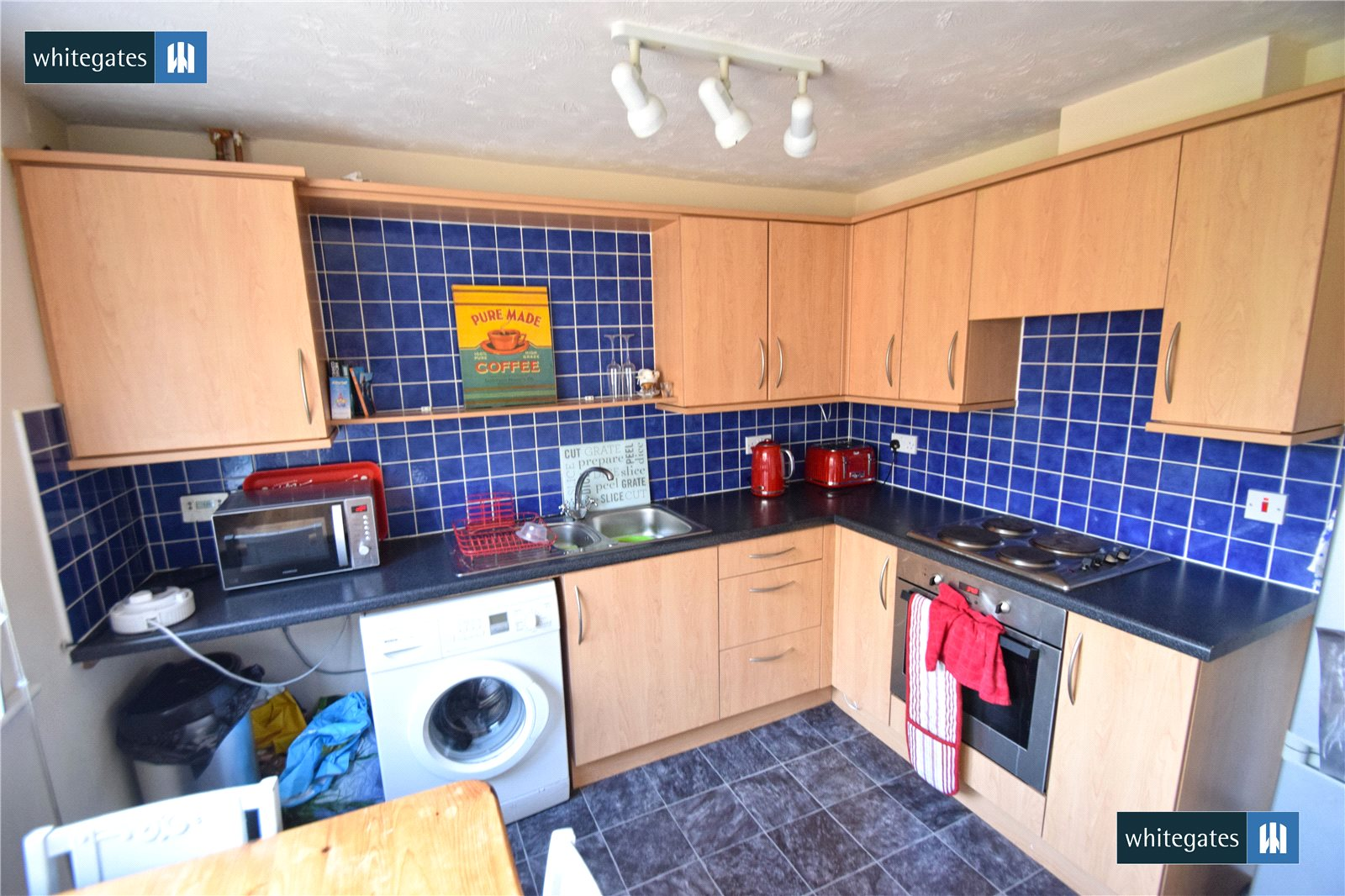 Yorkshire Terrace: Whitegates Keighley 3 Bedroom House To Rent In Goodfellow