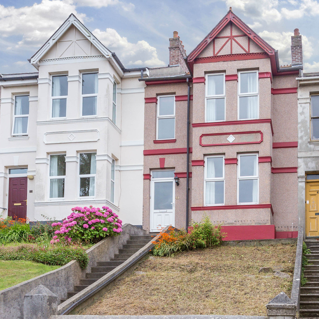 3 Bedrooms Terraced House for sale in Coleridge Road, Lipson PL4
