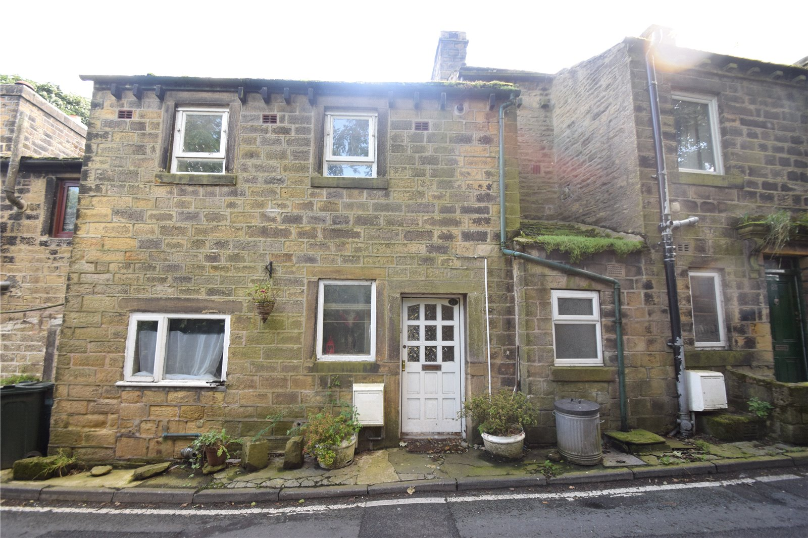 Yorkshire Terrace: Whitegates Keighley 2 Bedroom House To Rent In Laycock