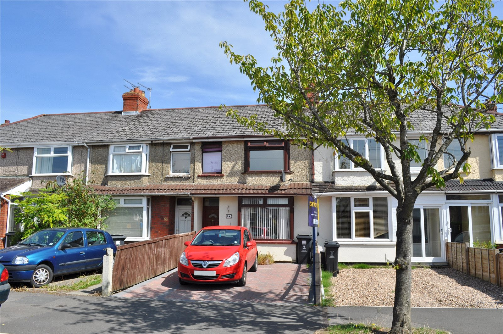 Parkers Swindon 2 Bedroom House For Sale In Surrey Road Swindon Wiltshire Sn2 Parkers