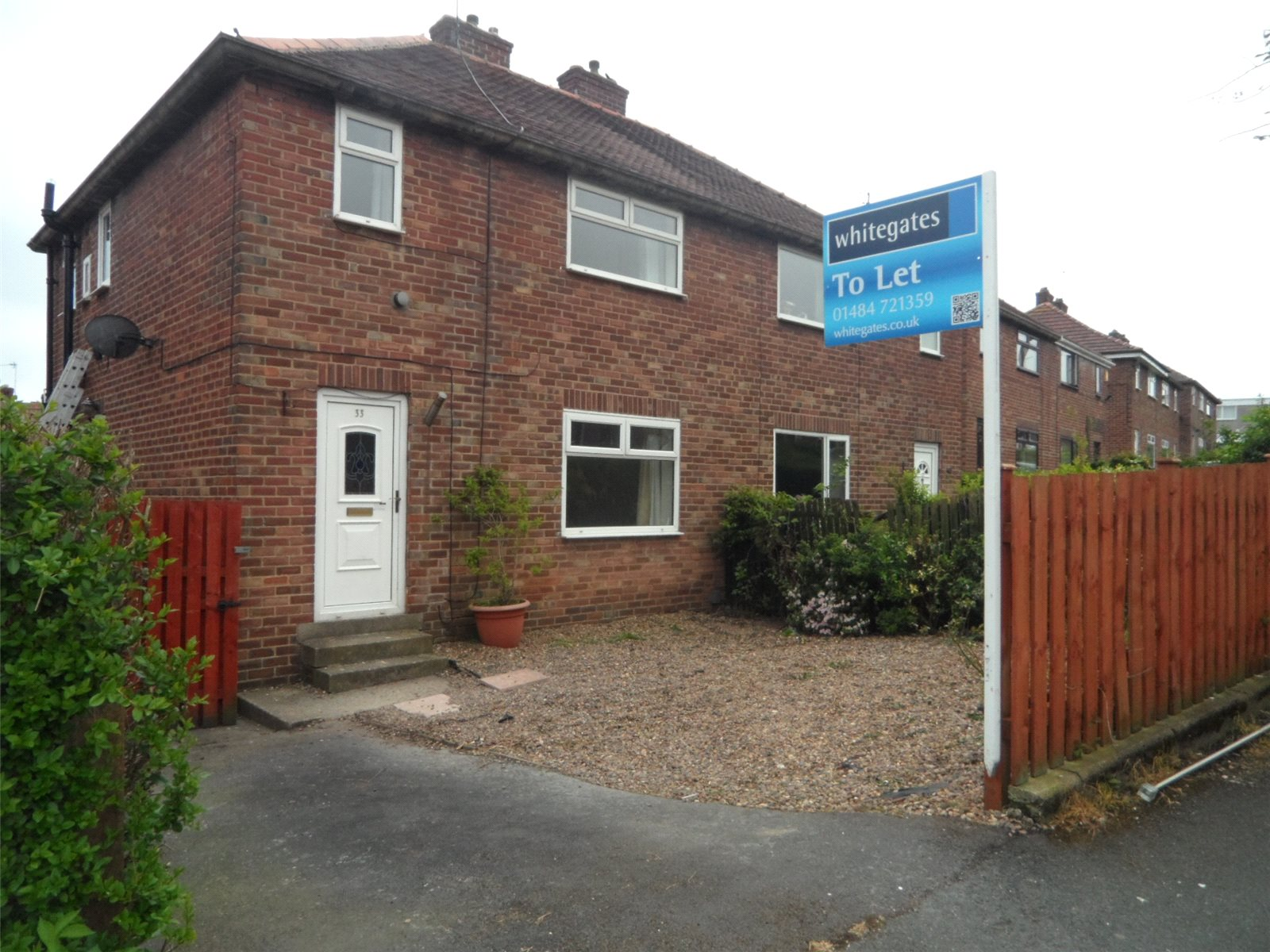 Whitegates Brighouse 3 Bedroom House To Rent In Holly Bank