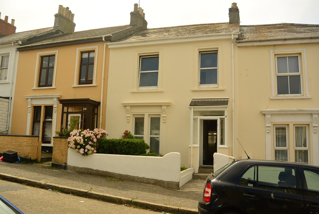 6 Bedrooms Terraced House for rent in Norfolk Road, Falmouth TR11