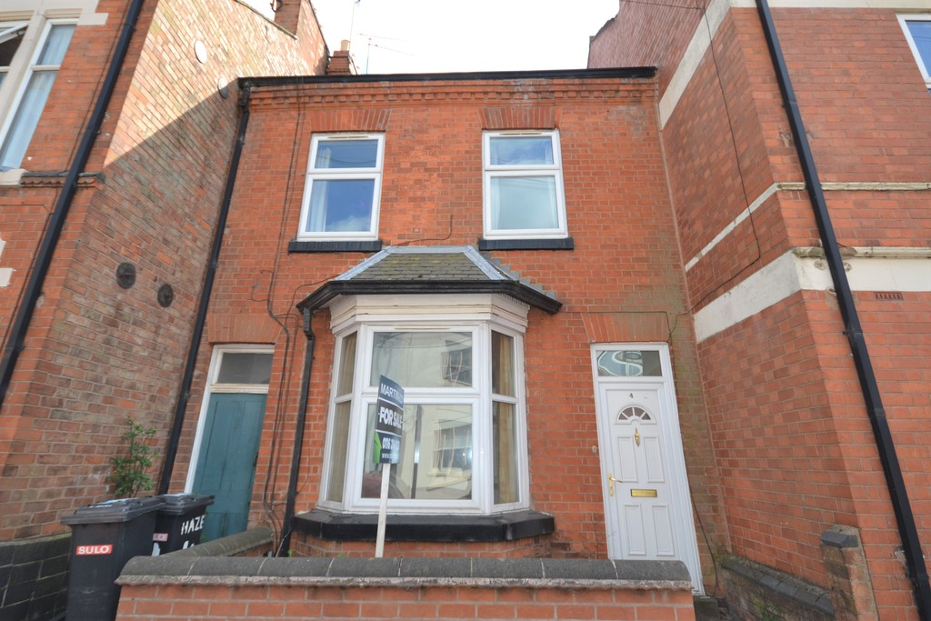 3 Bedrooms Terraced House for sale in Hazel Street, City Centre LE2