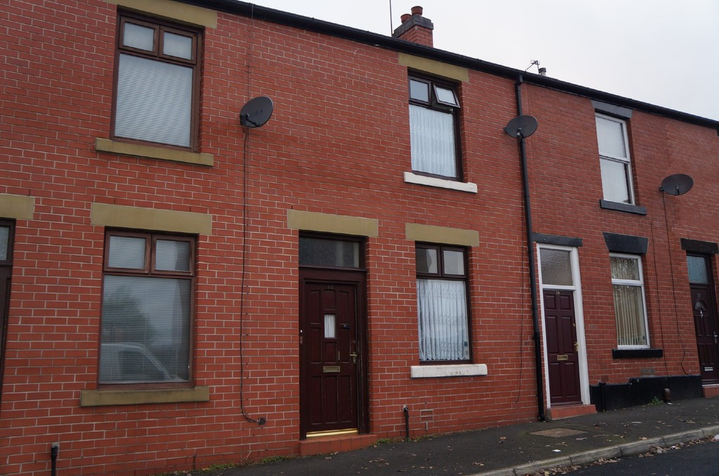 2 Bedrooms Terraced House for sale in David Street, Rochdale OL12