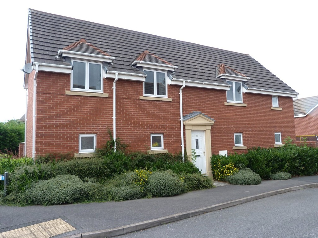 2 Bedrooms Apartment Flat for sale in Monck Drive, Nantwich CW5