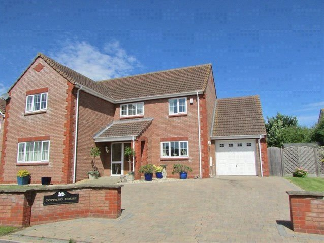 5 Bedrooms Detached House for sale in Back Lane Westhay Glastonbury BA6