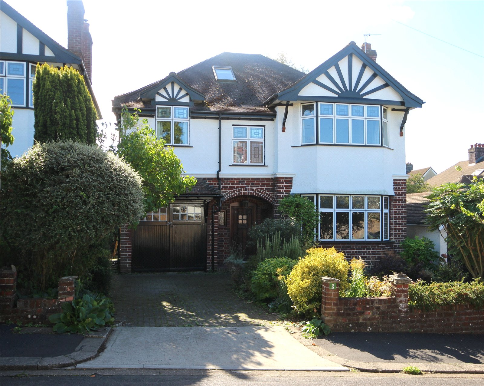 Cj Hole Henleaze 4 Bedroom House For Sale In Birbeck Road