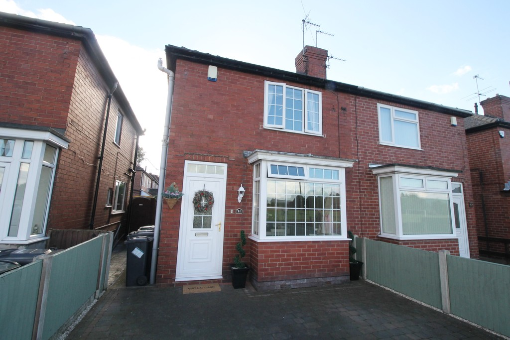 Martin Amp Co Doncaster 3 Bedroom Semi Detached House For