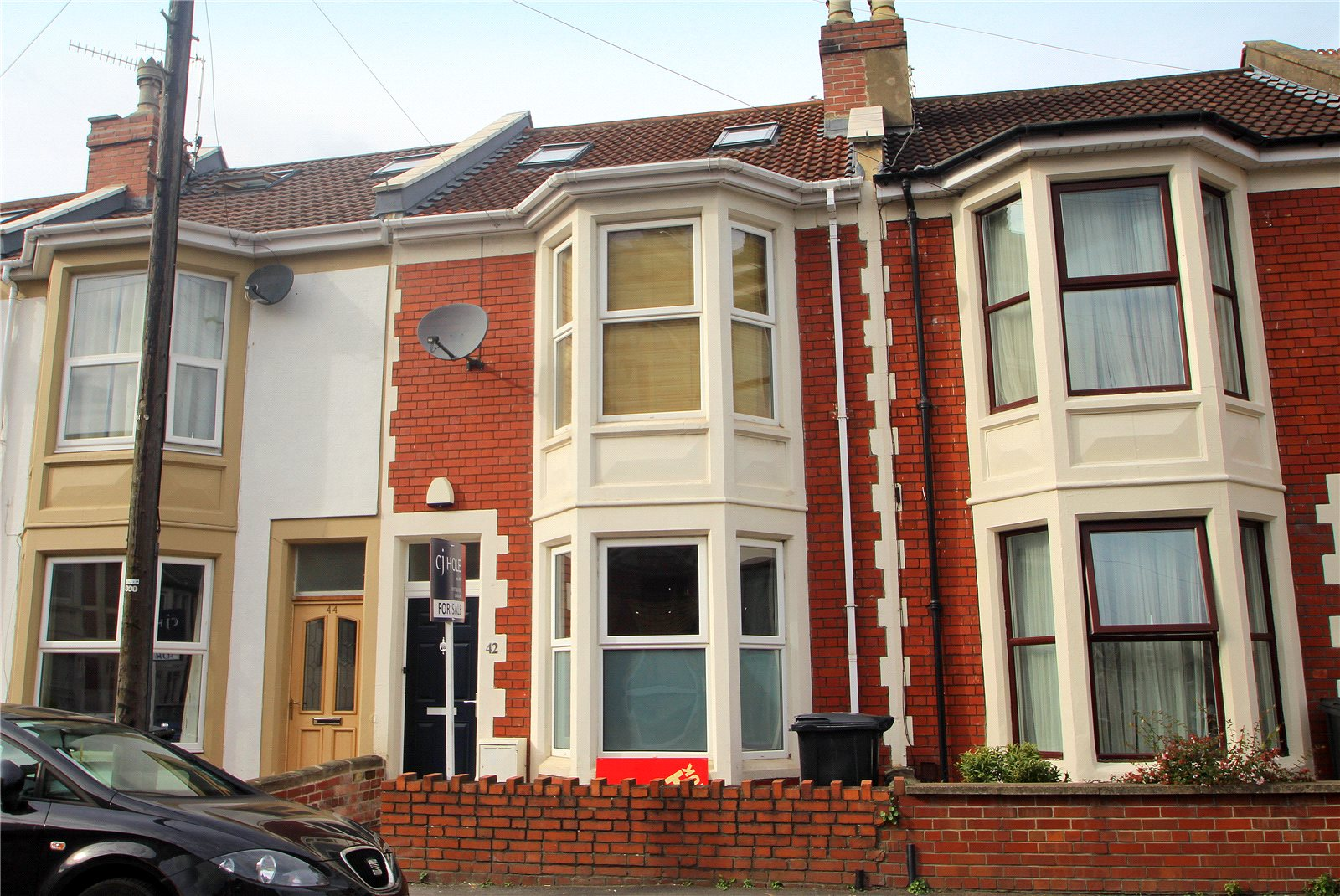 Cj Hole Southville 3 Bedroom House For Sale In Raleigh Road Southville Bristol Bs3 Cj Hole