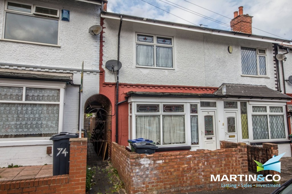 3 Bedrooms Terraced House for sale in Bowden Road, Smethwick, B67 B67
