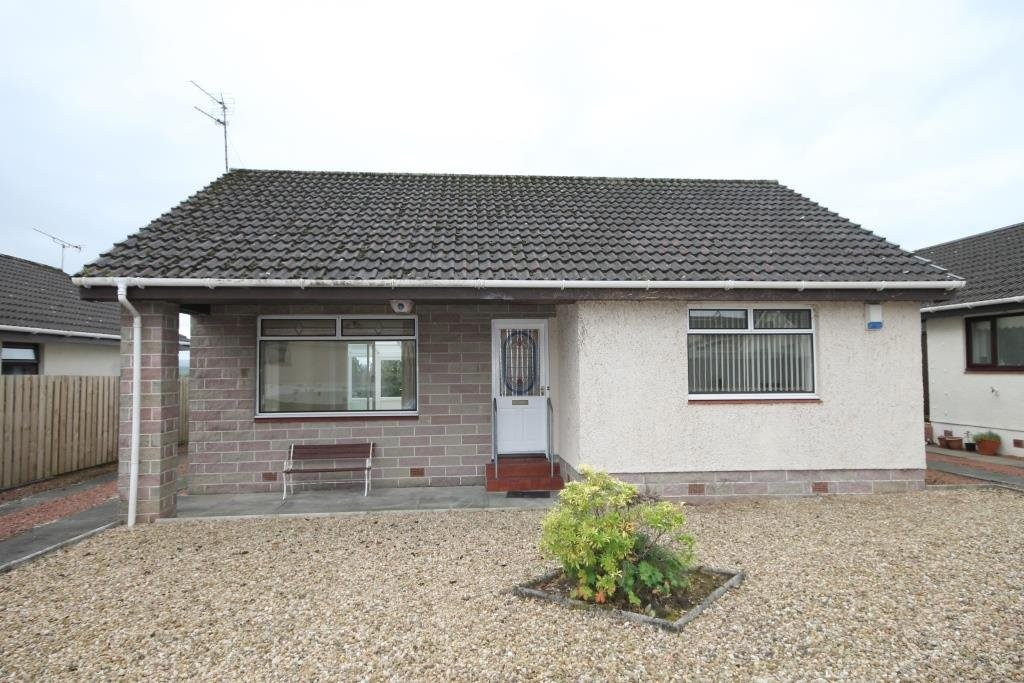Martin Amp Co Ayr 2 Bedroom Detached Bungalow Let In