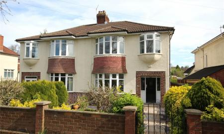 Photo of 3 bedroom House for sale in Falcondale Road Westbury-on-Trym Bristol BS9