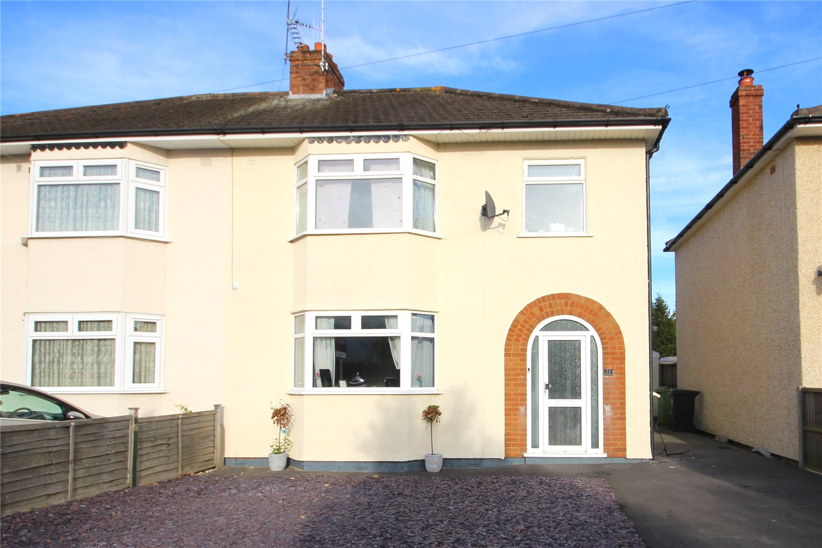 3 Bedrooms Semi Detached House for sale in Whiteleaze Westbury-on-Trym Bristol BS10