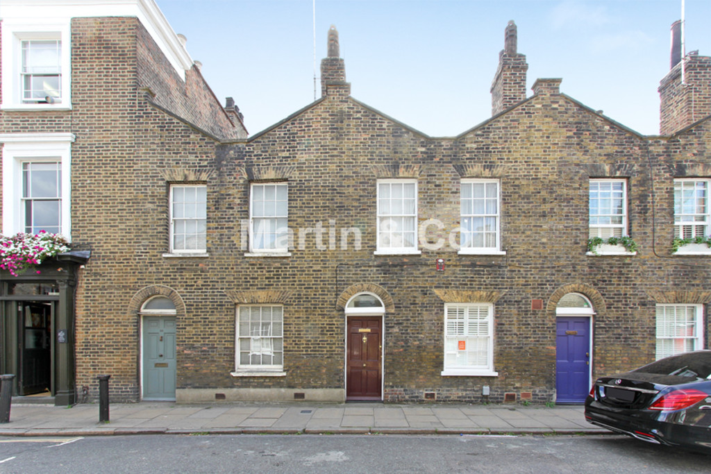 3 Bedrooms Terraced House for sale in Roupell Street, Waterloo SE1