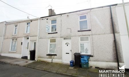 Photo of Overton Street, Dowlais