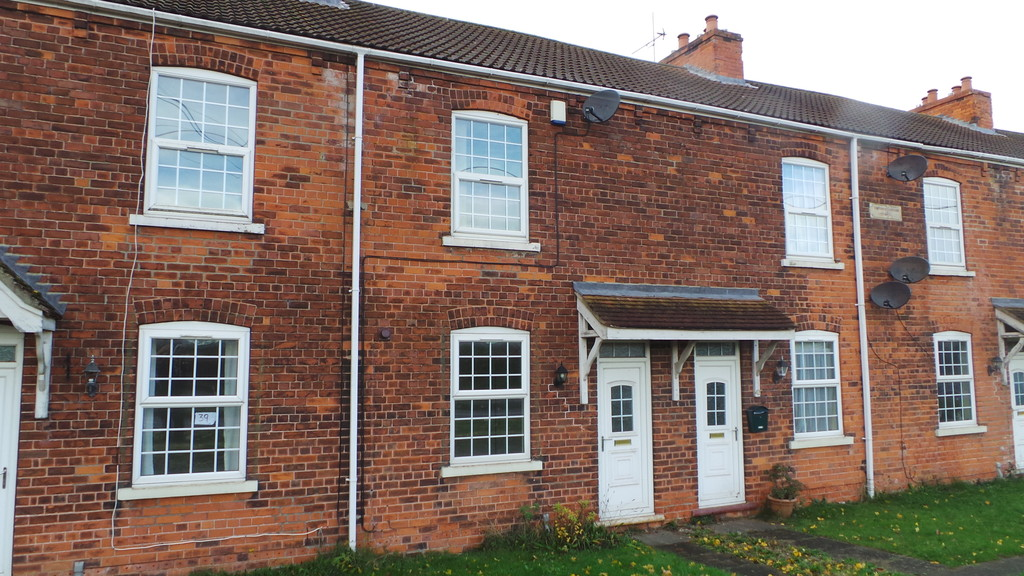 2 Bedrooms Terraced House for sale in Station Road, Kirton In Lindsey DN21