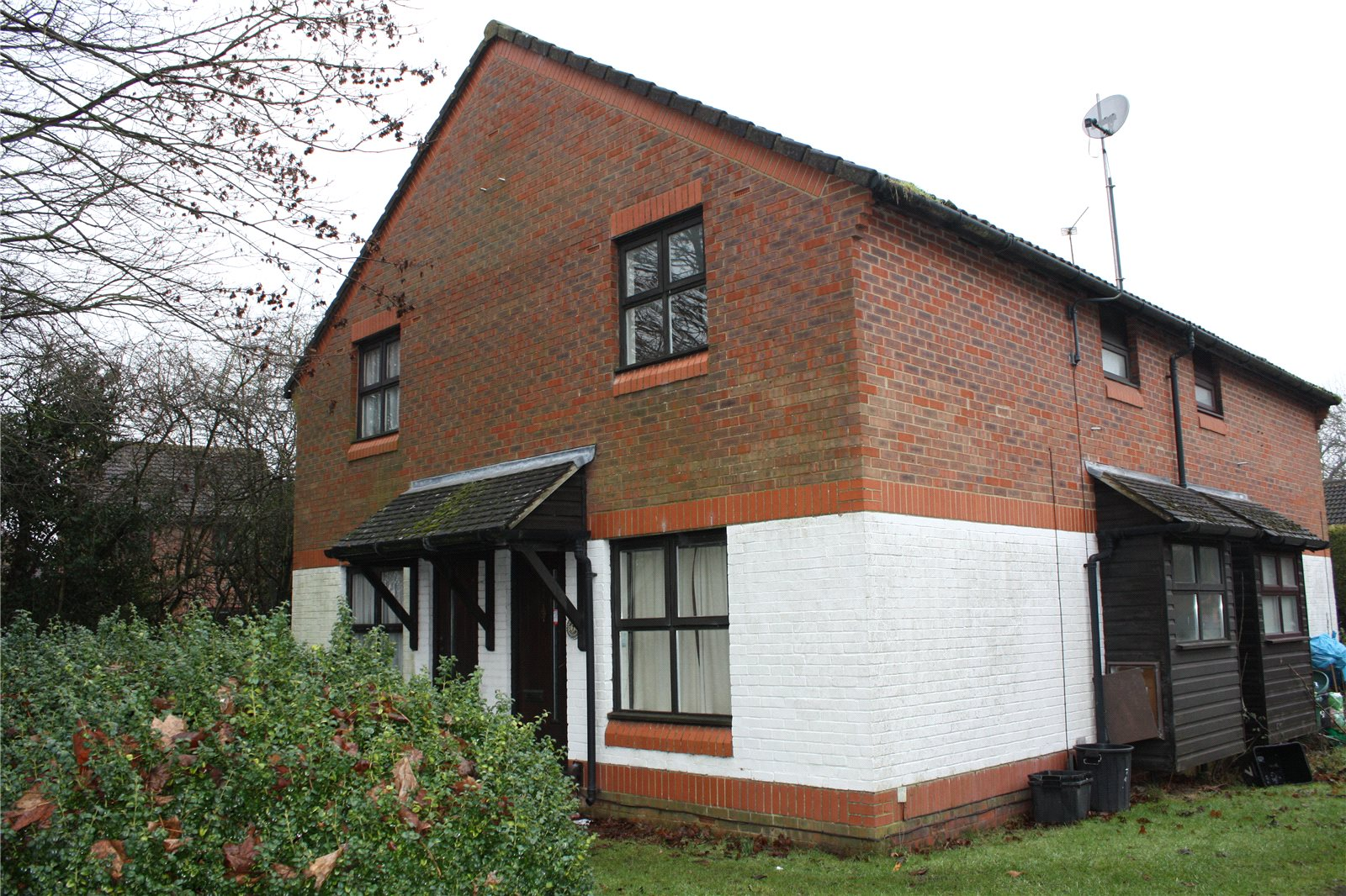 Parkers earley 1 bedroom house to rent in nutmeg close - 1 bedroom house to rent in reading ...