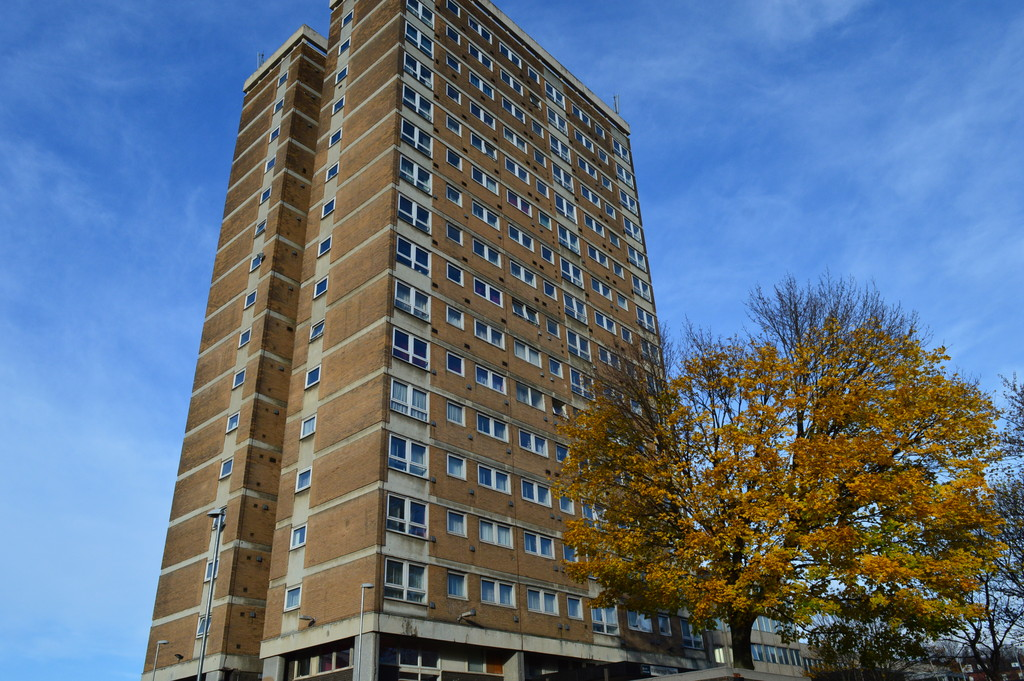 2 Bedrooms Apartment Flat for sale in Marlborough Towers, Leeds LS1