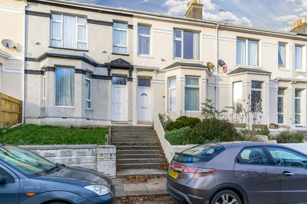5 Bedrooms Terraced House for sale in South View Terrace, St Judes PL4