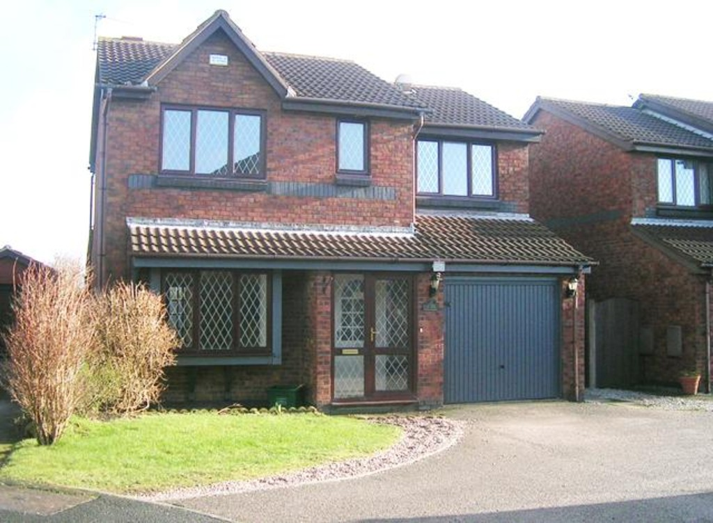 4 Bedrooms Detached House for sale in Borage Close, Thornton Cleveleys, Lancashire, FY5 2ZH FY5