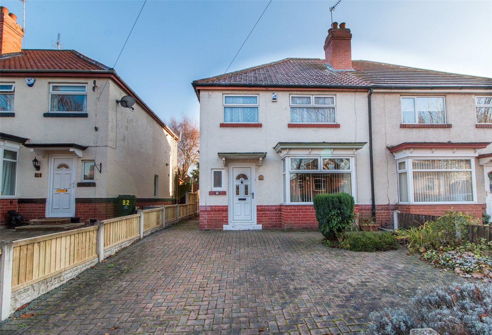 Whitegates Doncaster 3 Bedroom House For Sale In The Grove