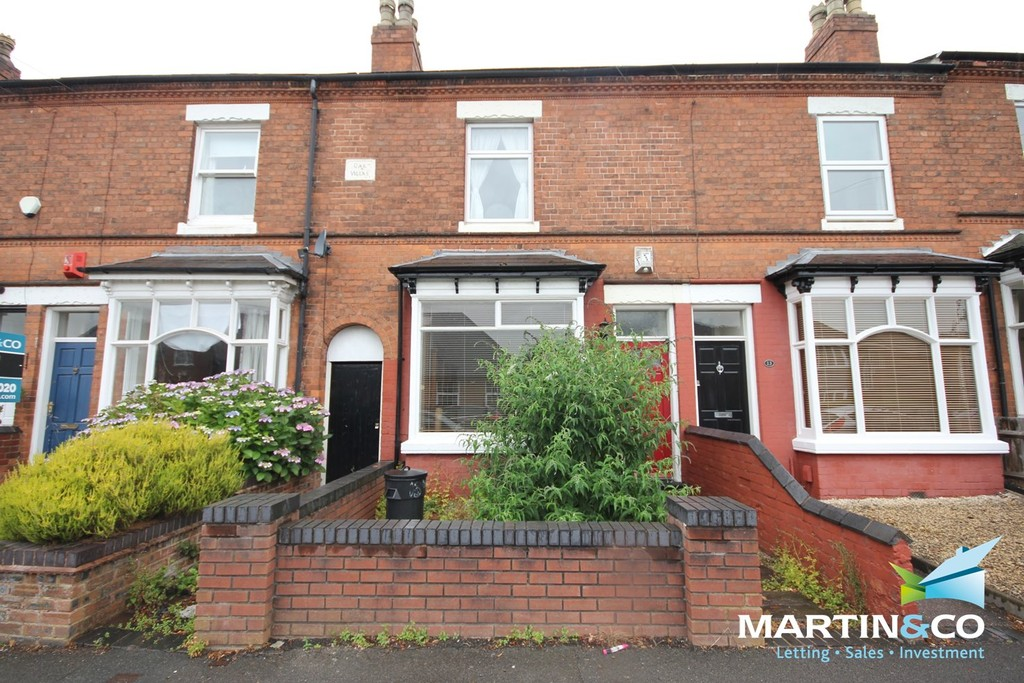 2 Bedrooms Terraced House for sale in Wood Lane, Harborne, B17 B17