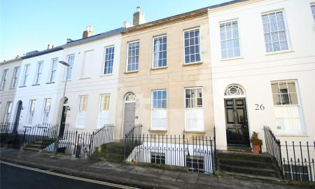 Photo of 4 bedroom House for sale in Albert Place Pittville Cheltenham GL52