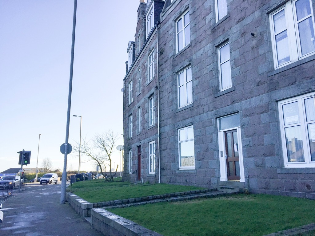 1 Bedroom Apartment Flat for rent in Great Northern Road, Aberdeen AB24