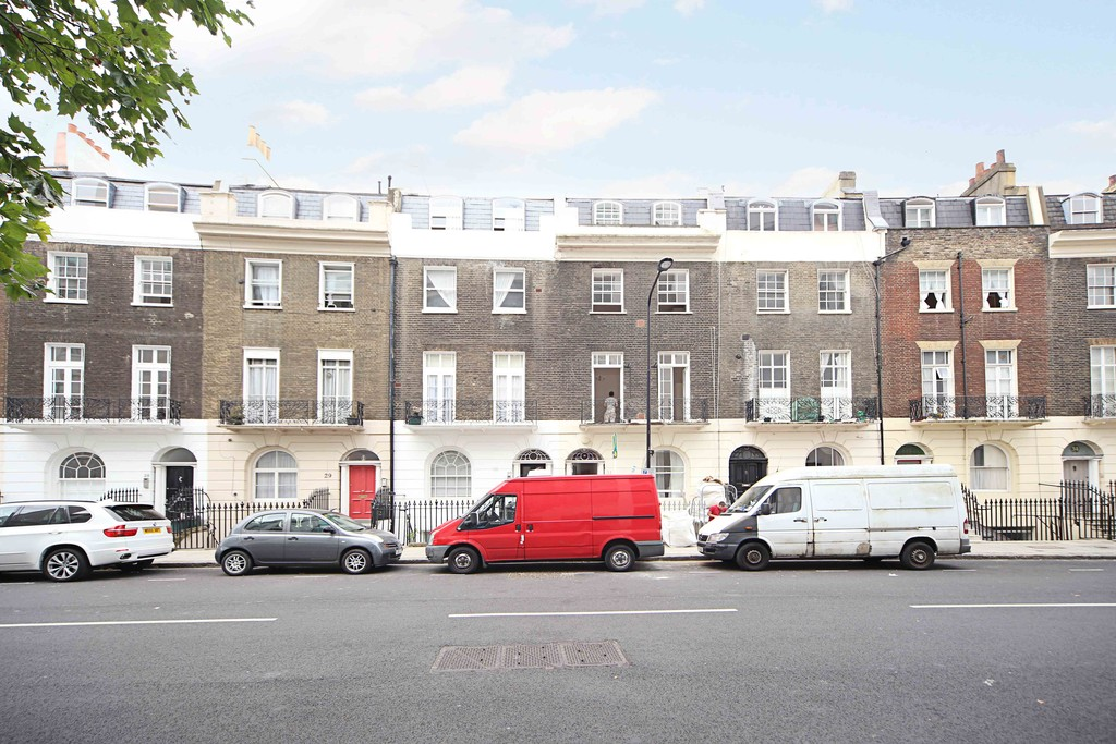 5 Bedrooms Terraced House for sale in Mornington Crescent NW1