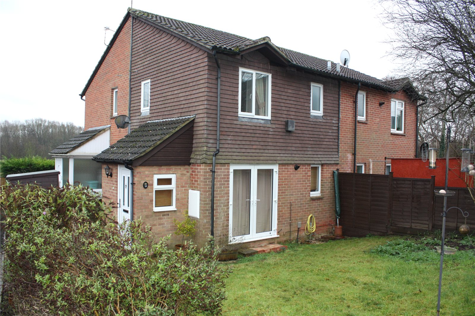 Parkers reading 1 bedroom house to rent in rushmoor - 1 bedroom house to rent in reading ...