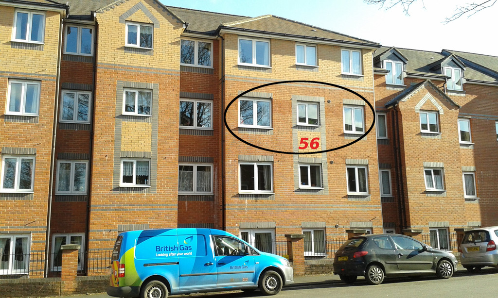 1 Bedroom Apartment Flat for sale in Britannia Road, Banbury OX16